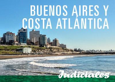 Buenos Aires y Costa Atlántica