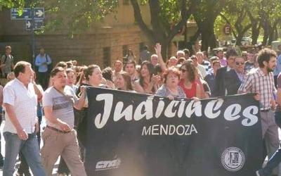 PARO EN EL PODER JUDICIAL