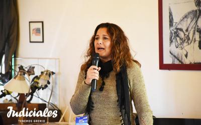 COMUNICADO DE ADRIANA DOMÍNGUEZ A LOS COMPAÑEROS Y COMPAÑERAS